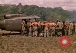 Image of 101st Airborne Division Parrots Beak Cambodia, 1970, second 9 stock footage video 65675038736