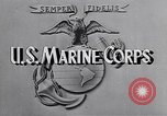 Image of Marine Private Albert Smith United States USA, 1945, second 2 stock footage video 65675038748
