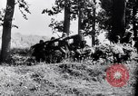 Image of German and Romanian troops Pyatigorsk Russia, 1942, second 6 stock footage video 65675038756