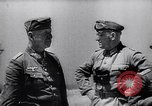 Image of General Erich von Manstein Crimea, 1942, second 8 stock footage video 65675038759