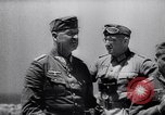 Image of General Erich von Manstein Crimea, 1942, second 9 stock footage video 65675038759