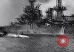 Image of Japanese attack Pearl Harbor Hawaii USA, 1941, second 7 stock footage video 65675038762