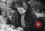 Image of Italian Red Cross office Rome Italy, 1942, second 8 stock footage video 65675038769