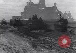 Image of Nazi tanks Eastern Front, 1941, second 10 stock footage video 65675038775