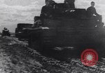 Image of Nazi tanks Eastern Front, 1941, second 11 stock footage video 65675038775