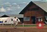 Image of Udorn base facilities Udorn Royal Thai Air Force Base Thailand, 1966, second 10 stock footage video 65675038781