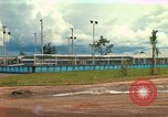 Image of Udorn base facilities Udorn Royal Thai Air Force Base Thailand, 1966, second 11 stock footage video 65675038781