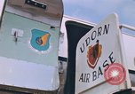 Image of Lieutenant General Wilson Udorn Royal Thai Air Force Base Thailand, 1969, second 9 stock footage video 65675038786