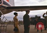 Image of King Bhumibol Udorn Royal Thai Air Force Base Thailand, 1966, second 11 stock footage video 65675038796