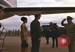 Image of King Bhumibol Udorn Royal Thai Air Force Base Thailand, 1966, second 12 stock footage video 65675038796