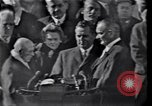 Image of John Fitzgerald Kennedy inauguration Washington DC USA, 1961, second 2 stock footage video 65675038819
