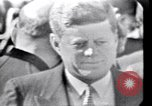 Image of John F Kennedy Washington DC USA, 1961, second 7 stock footage video 65675038820