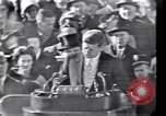 Image of John F Kennedy Washington DC USA, 1961, second 8 stock footage video 65675038821