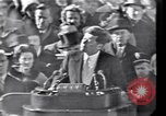 Image of John F Kennedy Washington DC USA, 1961, second 10 stock footage video 65675038821