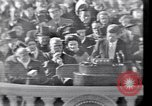 Image of John F Kennedy Washington DC USA, 1961, second 1 stock footage video 65675038822