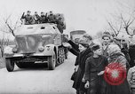 Image of German troops Budapest Hungary, 1944, second 1 stock footage video 65675038826