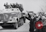 Image of German troops Budapest Hungary, 1944, second 2 stock footage video 65675038826