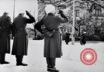 Image of Field Marshal Ernst Busch has 40 years of service Belarus, 1944, second 9 stock footage video 65675038828