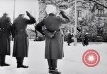 Image of Field Marshal Ernst Busch has 40 years of service Belarus, 1944, second 10 stock footage video 65675038828