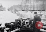 Image of German Infantry operating in marshes in Winter Ukraine, 1944, second 4 stock footage video 65675038829