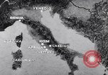 Image of ruins of Cassino town Cassino Italy, 1944, second 3 stock footage video 65675038830