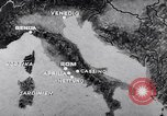 Image of ruins of Cassino town Cassino Italy, 1944, second 5 stock footage video 65675038830