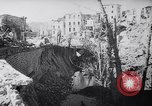 Image of ruins of Cassino town Cassino Italy, 1944, second 11 stock footage video 65675038830