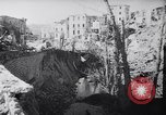 Image of ruins of Cassino town Cassino Italy, 1944, second 12 stock footage video 65675038830