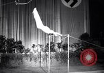 Image of gymnastics event Germany, 1940, second 9 stock footage video 65675038838