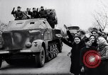 Image of German troops Budapest Hungary, 1944, second 2 stock footage video 65675038841