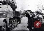 Image of German troops Budapest Hungary, 1944, second 3 stock footage video 65675038841