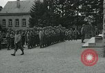 Image of Major General L Collins Butgenbach Belgium, 1944, second 9 stock footage video 65675038856
