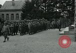 Image of Major General L Collins Butgenbach Belgium, 1944, second 10 stock footage video 65675038856