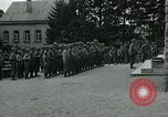 Image of Major General L Collins Butgenbach Belgium, 1944, second 12 stock footage video 65675038856