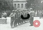 Image of Major General L Collins Butgenbach Belgium, 1944, second 1 stock footage video 65675038857