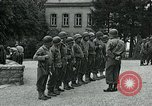 Image of Major General L Collins Butgenbach Belgium, 1944, second 2 stock footage video 65675038857