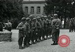 Image of Major General L Collins Butgenbach Belgium, 1944, second 3 stock footage video 65675038857