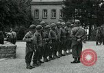 Image of Major General L Collins Butgenbach Belgium, 1944, second 4 stock footage video 65675038857