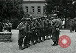 Image of Major General L Collins Butgenbach Belgium, 1944, second 7 stock footage video 65675038857