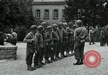 Image of Major General L Collins Butgenbach Belgium, 1944, second 9 stock footage video 65675038857