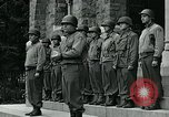 Image of Major General L Collins Butgenbach Belgium, 1944, second 8 stock footage video 65675038858
