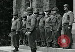 Image of Major General L Collins Butgenbach Belgium, 1944, second 12 stock footage video 65675038858