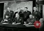 Image of General Dwight Eisenhower London England United Kingdom, 1944, second 3 stock footage video 65675038862