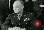 Image of General Dwight Eisenhower London England United Kingdom, 1944, second 12 stock footage video 65675038862