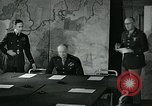 Image of General Dwight Eisenhower London England United Kingdom, 1944, second 8 stock footage video 65675038863
