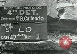 Image of Saint Lo town Saint Lo Normandy France, 1944, second 1 stock footage video 65675038868