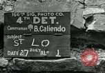 Image of Saint Lo town Saint Lo Normandy France, 1944, second 8 stock footage video 65675038868