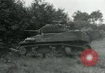 Image of United States soldiers Balleroy France, 1944, second 8 stock footage video 65675038871