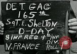 Image of United States troops Northern France, 1944, second 5 stock footage video 65675038874