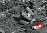 Image of wounded soldiers Saint Mere Eglise France, 1944, second 6 stock footage video 65675038875
